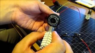 getlinkyoutube.com-DIY 1157 Switchback LED installation