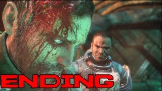 Dead Space 3 - Ending and After Credits Scene