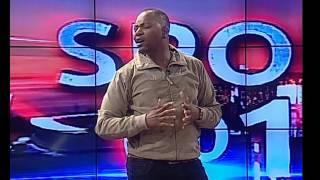 "Shampoonizer – Professional Mr Know it all"" entertains Thomas Mlambo and BBK"