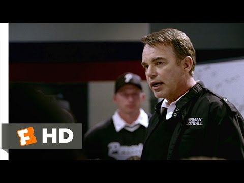 Friday Night Lights (9/10) Movie CLIP - Coach Gaines on Being Perfect (2004) HD