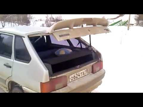 Автоматическое открывание багажника на ВАЗ 2114.mp4