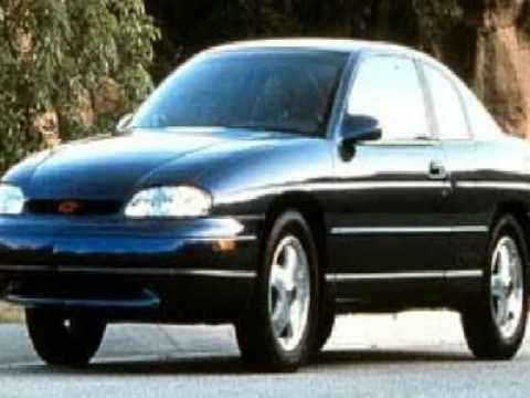 1998 Chevrolet Monte Carlo Problems, Online Manuals and ...