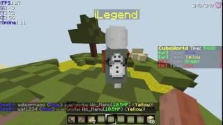 getlinkyoutube.com-Minecraft : Bedwar EP.38 ด่านเดียว3ตารวด w/ใต้คลิป