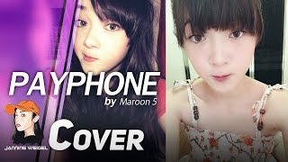 getlinkyoutube.com-Payphone - Maroon 5 cover by 12 y/o Jannine Weigel