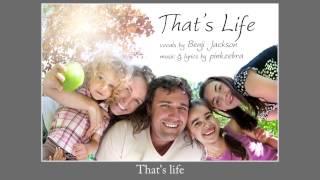 "getlinkyoutube.com-Pinkzebra ""That's Life"" - Uplifting Royalty-free Song"