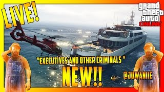 getlinkyoutube.com-GTA5 DLC Gameplay! - New Yacht, Mansions, Cars & More! Live!