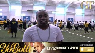 Yo Gotti - Pittsburg Steelers Vlog