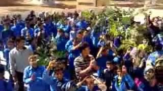 getlinkyoutube.com-شام حماه كرناز مظاهرات الطلاب للمطالبة باسقاط النظام 3 10 2011 ج1