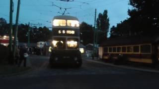 getlinkyoutube.com-East Anglia Transport Museum Trolleybuses/Trams