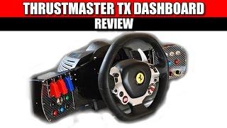 Thrustmaster TX Dashboard Review - SimRacing Hardware