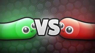 getlinkyoutube.com-NOOB vs. PRO - SLITHER.IO