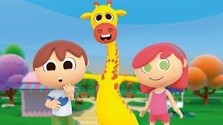 getlinkyoutube.com-Hola y Adiós - Canciones del Zoo 2