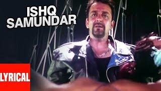 Ishq Samundar Lyrical Video | Kaante | Sanjay Dutt, Isha Koppikar