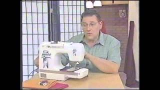 getlinkyoutube.com-Puntos y Puntadas 174. Técnicas de Costura. Cómo coser una tela al bies sin que se arrugue.