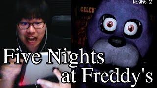 getlinkyoutube.com-【ホラー】#1 恐怖の夜間警備 [Five Nights at Freddy's]をプレイしてみた。