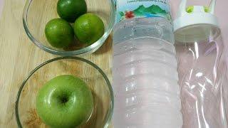 getlinkyoutube.com-สูตรลดน้ำหนักแบบเร่งด่วน มาดูกัน detox water for weight loss