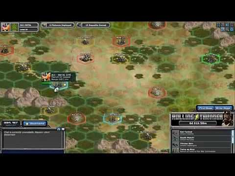 war commander  | Pro3net gamer