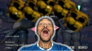 getlinkyoutube.com-RAGE! | Five Nights At Freddy's 2: Night 7: Freddy's Circus + Cupcake Challenge
