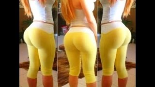 getlinkyoutube.com-Squat Challenge Before and After - Ass & Leg Toning