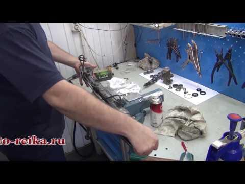 Ремонт рулевой рейки на Mazda. Ремонт рулевой рейки на Mazda в СПб