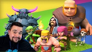 getlinkyoutube.com-Clash of Clans, il Mio Primissimo Villaggio.