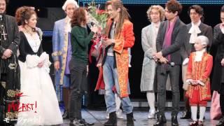 getlinkyoutube.com-『モーツァルト!』12/24 帝劇千穐楽カーテンコール映像