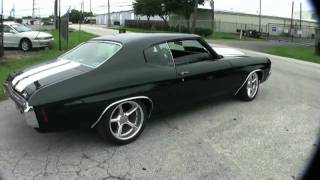 getlinkyoutube.com-1970 Chevrolet Chevelle SS Clone Burnout