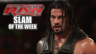WWE Raw Slam of the Week 21-07-14