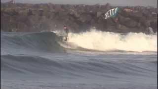 getlinkyoutube.com-Surfing Ocean Beach (San Diego, California) October 4, 2013
