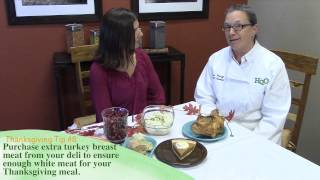High Quality Organics Thanksgiving Tip #8: Extra Turkey Breast