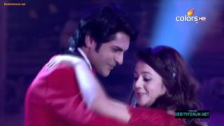 getlinkyoutube.com-Ashish Kapoor & Priyal Gor Dance Performance @ Indian Telly Awards 2012 HD