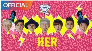 getlinkyoutube.com-블락비 (Block B) - HER MV