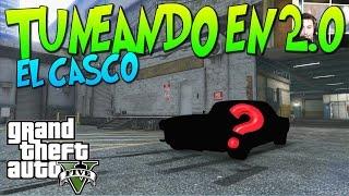 """getlinkyoutube.com-GTA 5 TUNEANDO EN 2.0 """"EL CASCO"""" COMO MOLA EL MATE! Y CORRE MUCHO!  xFaRgAnx"""