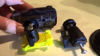 getlinkyoutube.com-DIY Sony HDR-AS15, AS10 adjustable helmet mount