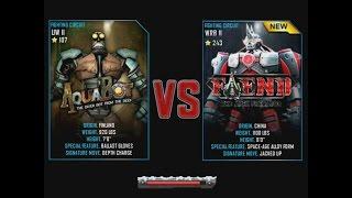 getlinkyoutube.com-Real Steel WRB Aquabot VS Fiend NEW updating