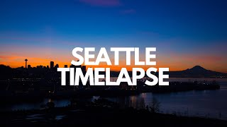 VIDEO: This is what a great Seattle time-lapse looks like