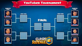 getlinkyoutube.com-Clash Royale YouTuber Tournament  ♦ FULL VERSION ♦ EPIC Battles!