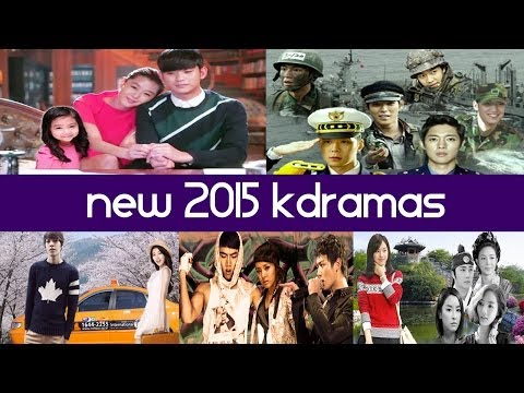 Top 5 New 2015 Korean Dramas - Top 5 Fridays