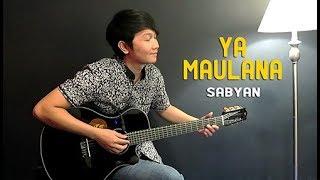 (Sabyan) Ya Maulana - Nathan Fingerstyle | Guitar Cover | Religi Terbaru 2018
