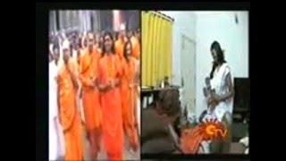 getlinkyoutube.com-Swamy Nithyananda Scandal in Sun TV Nijam Program Part 1