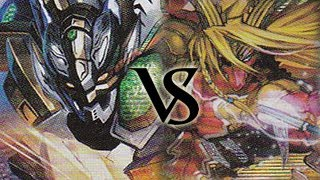 getlinkyoutube.com-Ethics Buster Vs Dungaree - Cardfight!! Vanguard Game 1
