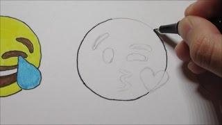 getlinkyoutube.com-Emojis leren tekenen! (met uitleg)