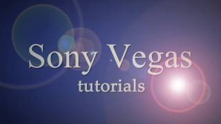 getlinkyoutube.com-Sony Vegas Pro - 3D Text Reflection Tutorial