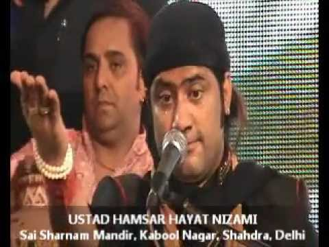 Mere Mere Saiyan by Ustad Hamsar Hayat Nizami