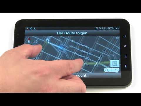 Samsung Galaxy Tab - Test von Golem.de