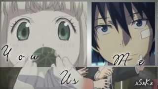 getlinkyoutube.com-[Just a dream] Shiemi and Rin ♥