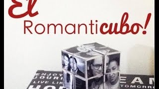getlinkyoutube.com-Que le regalo a mi novio? DIY Romanticubo!