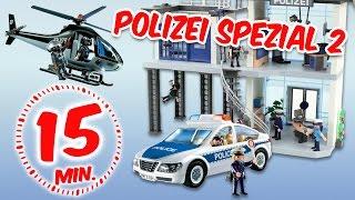getlinkyoutube.com-PLAYMOBIL POLIZEI SPECIAL - Spielzeug ausgepackt & angespielt - Pandido TV