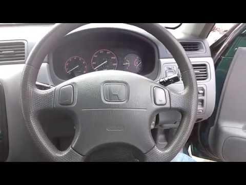 Расположение в Honda HR-V предохранителя подушки безопасности