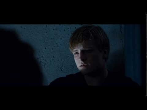 Shot/reverse shot in The Hunger Games
